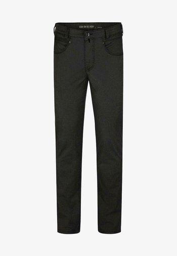 FREDDY PIN POINT  - Trousers - schwarz pin point