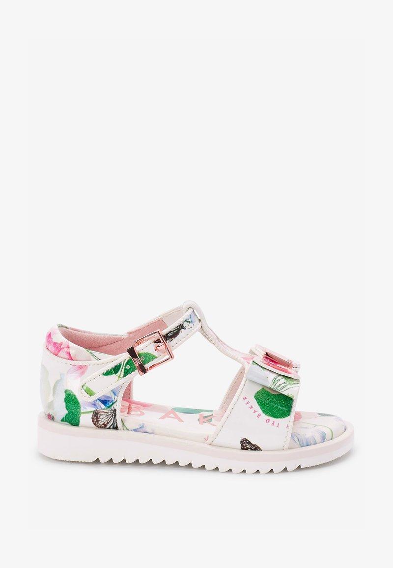 Next - BAKER BY TED BAKER - Sandals - white