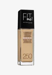 Maybelline New York - FIT ME! LIQUID MAKE-UP - Foundation - 250 sun beige - 0