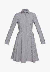 Steffen Schraut - EXCLUSIVE BLOUSE DRESS - Shirt dress - black/white - 3