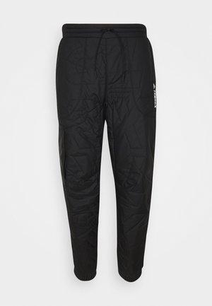 TERREX UNISEX PRIMALOFT - Pantaloni outdoor - black