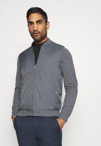 Puma Golf - ARNIE BOMBER JACKET - Training jacket - iron gate - 0