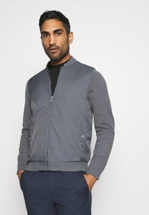 ARNIE BOMBER JACKET - Training jacket - iron gate