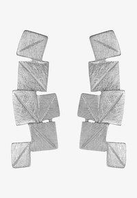 Heideman - Earrings - silberfarben glanzmatt - 1