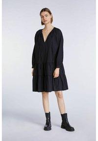SET - Day dress - black - 1