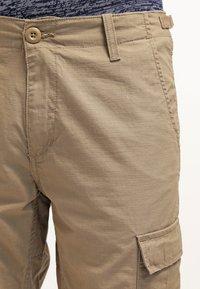 Carhartt WIP - AVIATION PANT COLUMBIA - Cargo trousers - khaki/light brown - 3