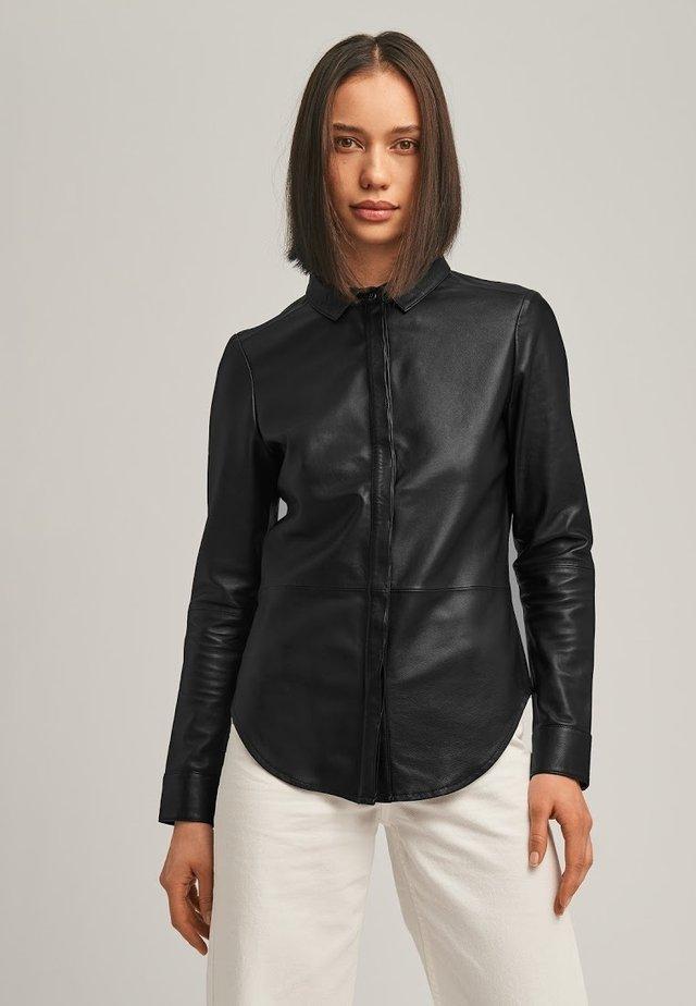 DITA  - Overhemdblouse - black