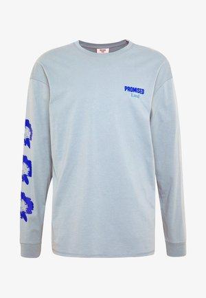 PROMISED LAND  - T-shirt à manches longues - blue