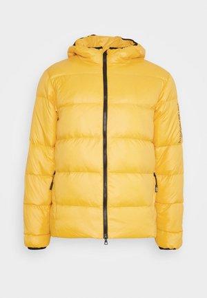 GIACCA PIUMINO - Down jacket - old gold