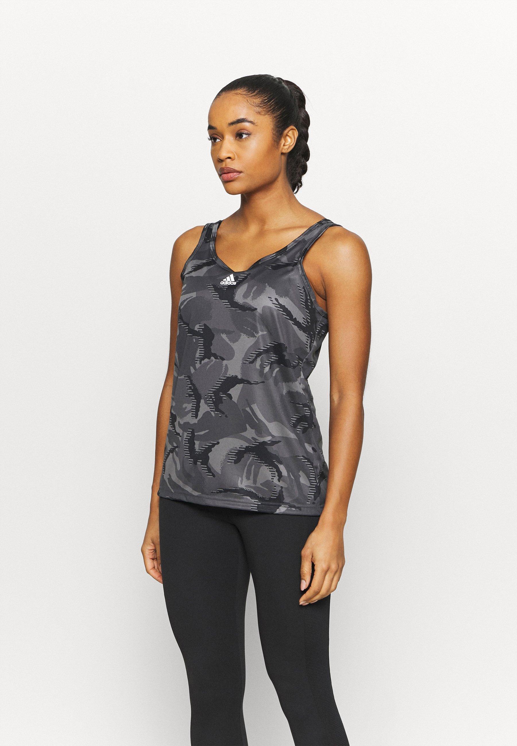 Women CAMO - Sports shirt