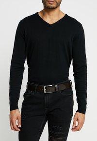 Esprit - STEVE BELT - Belt - brown - 1