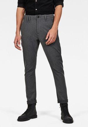 VETAR  - Trousers - gray