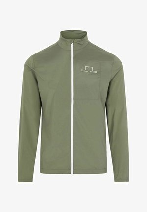 Giacca sportiva - thyme green