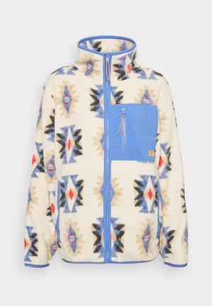 GRAPHEN COZY IN - Fleece jacket - desert
