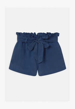 DRAPEY FIT  - Shorts - ocean blue
