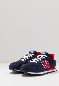 New Balance - 500 - Baskets basses - navy - 2