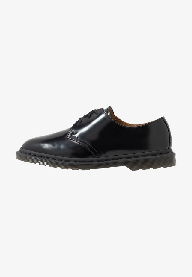 ARCHIE II - Lace-ups - black polished smooth
