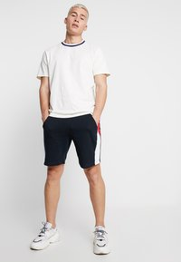 Brave Soul - CULLEN - Shorts - navy/red/white - 1