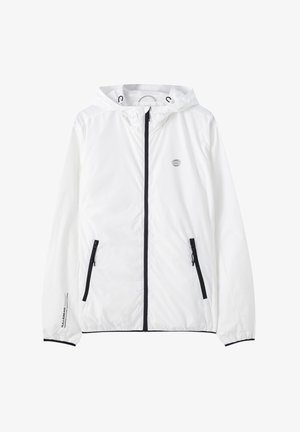 Giacca outdoor - white