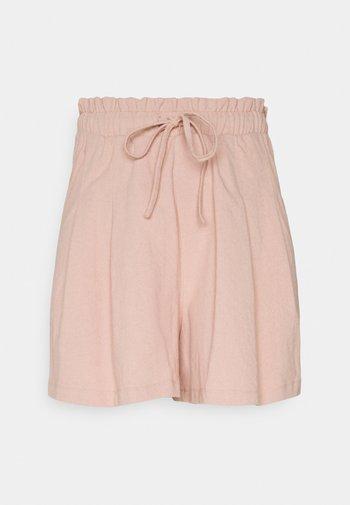 ONLKIRAS LIFE - Shorts - adobe rose