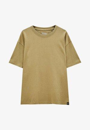 Basic T-shirt - dark green