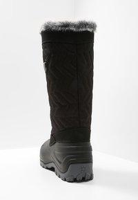 CMP - NIETOS - Zimní obuv - nero melange - 3