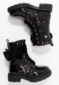 Gioseppo - Lace-up ankle boots - black - 0