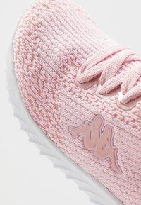 Kappa - SNEEM - Sports shoes - rosé/white - 5