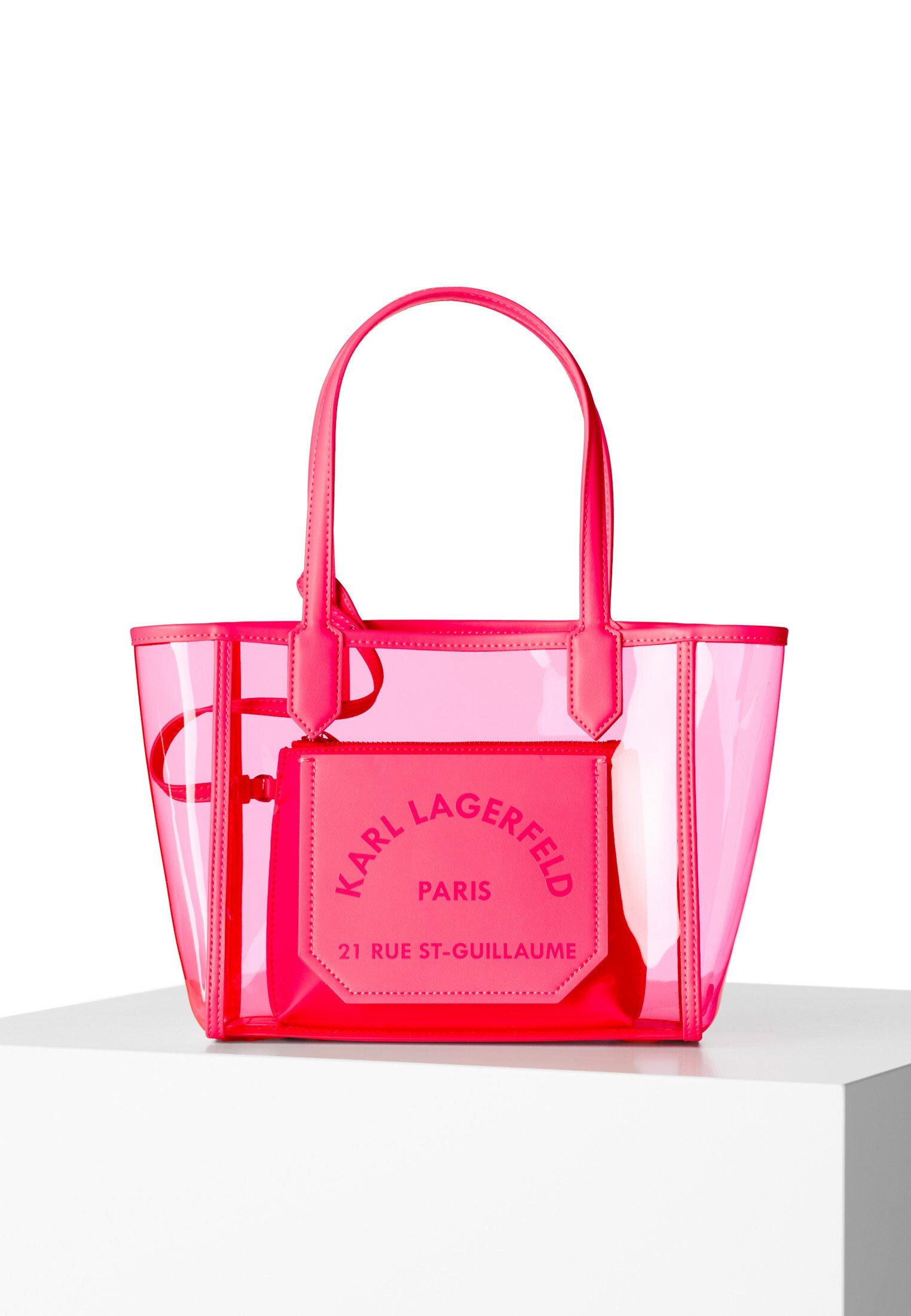 KARL LAGERFELD JOURNEY - Tote bag - pink