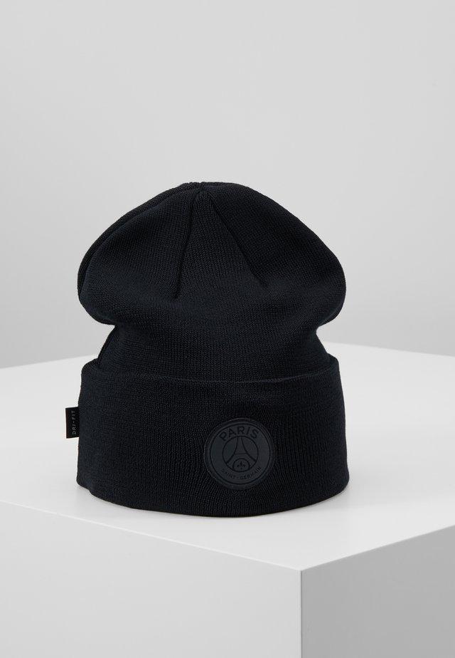 PARIS ST GERMAIN DRY BEANIE - Bonnet - black