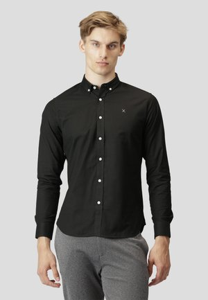 OXFORD L/S - Overhemd - black