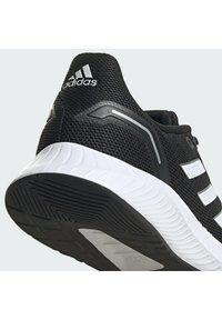 adidas Performance - RUNFALCON 2.0 - Hardloopschoenen neutraal - black - 8