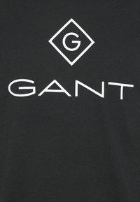 GANT - LOCK UP - Long sleeved top - black - 5