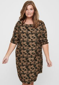 ONLY Carmakoma - Day dress - toasted coconut - 3