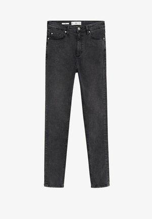 NOA - Jeansy Skinny Fit - open grey