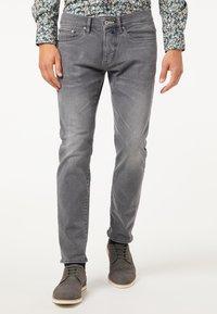 Pierre Cardin - Slim fit jeans - grey used - 0