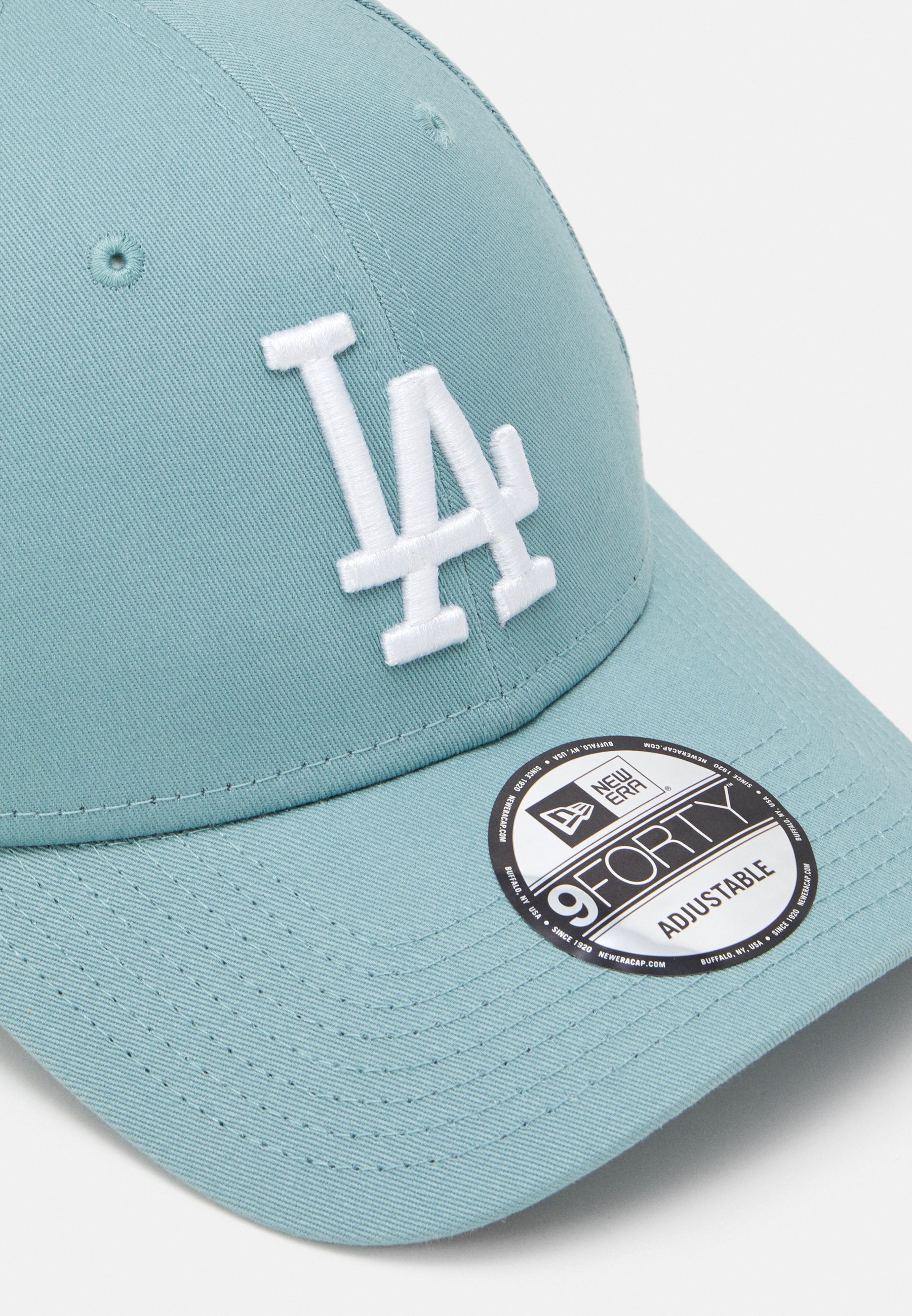 New Era LEAGUE ESSENTIAL - Cap - pastel blue/lyseblå IczlVec8Jy6shxP