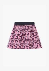 Lemon Beret - SMALL GIRLS - A-line skirt - prism pink - 0