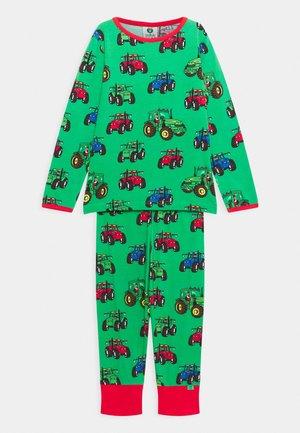 NATTØJ MED TRAKTOR SET - Pyjama - green
