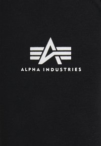 Alpha Industries - BASIC - Tracksuit bottoms - black - 2