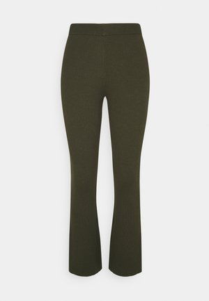 ROBIN PANTS - Trousers - dark green