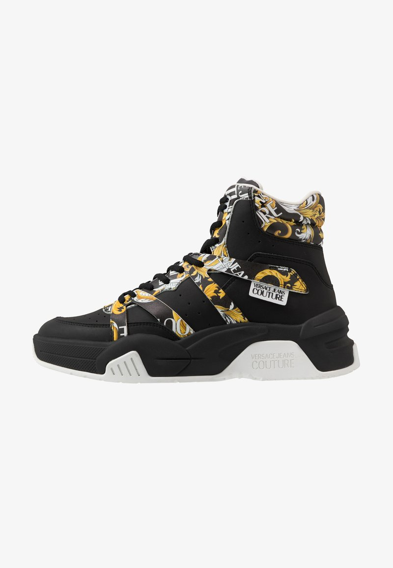 Versace Jeans Couture - Baskets montantes - nero