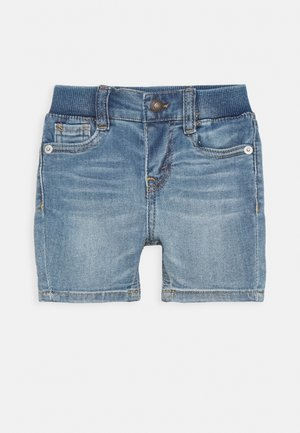 PULL ON - Denim shorts - palisades