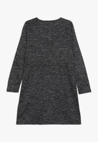 Kids ONLY - KONKIKI ELCOS DRESS  - Jumper dress - dark grey melange - 1