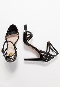Buffalo - FIRA - High heeled sandals - black - 3