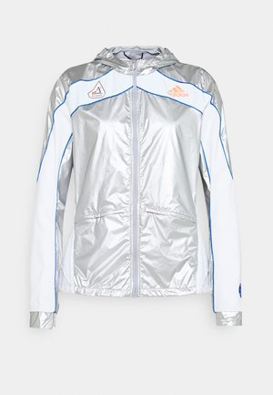 SPACE - Sports jacket - silver/white