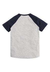 Next - 4 PACK RAGLAN T-SHIRTS - Print T-shirt - grey - 2