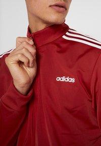 adidas Performance - Træningsjakker - red - 3