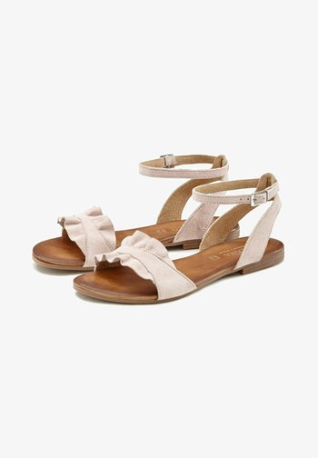 Sandals - rosé