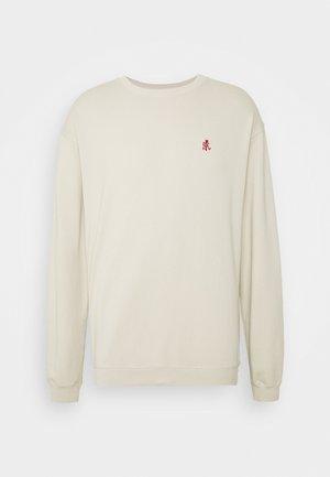Sweatshirt - sand beige